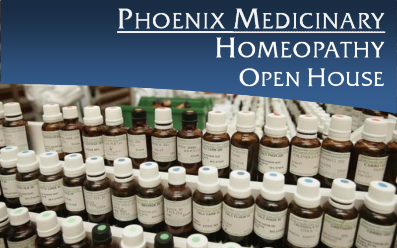 Homeopathy Open House